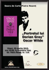 Afis-Seara-de-Carte-PN-Portretul-lui-Dorian-Grey-2