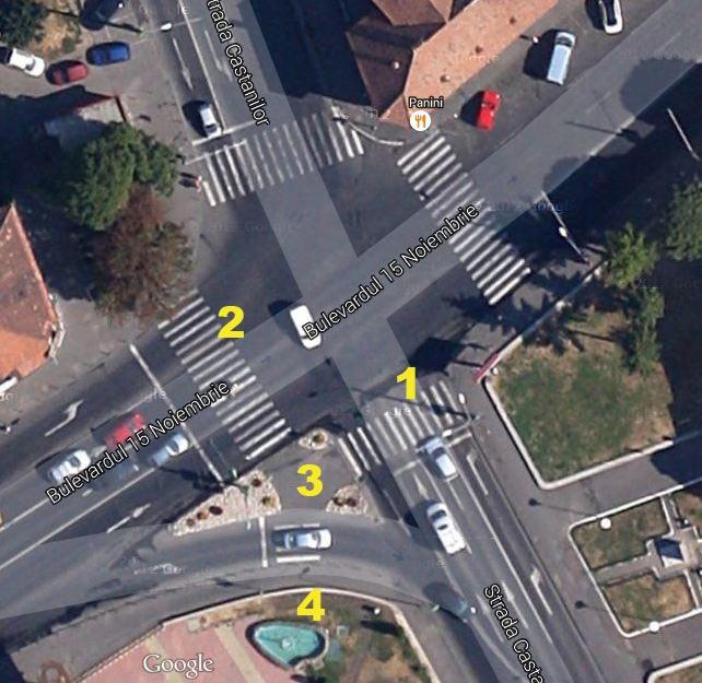 intersectie-15-Noiembrie---Castanilor