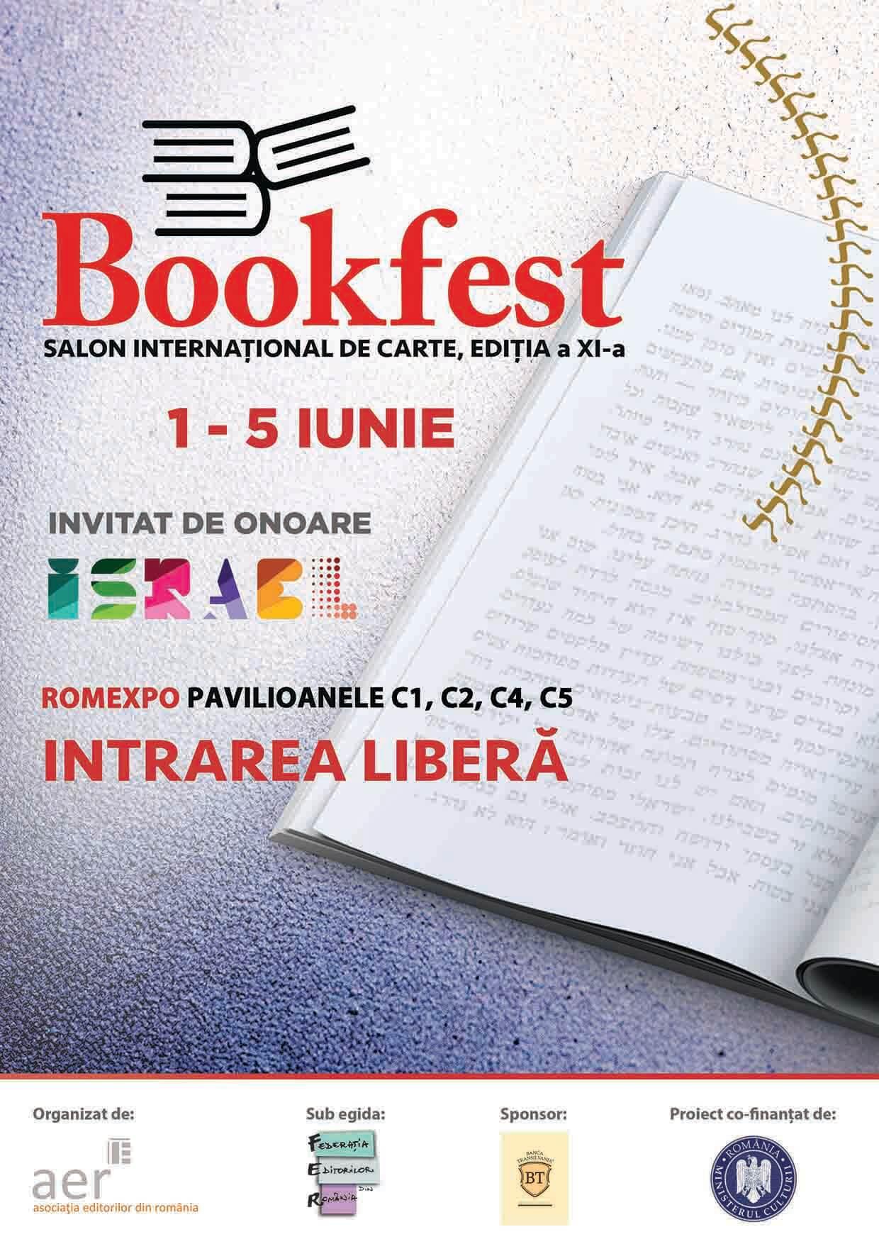 Bookfest Bucuresti