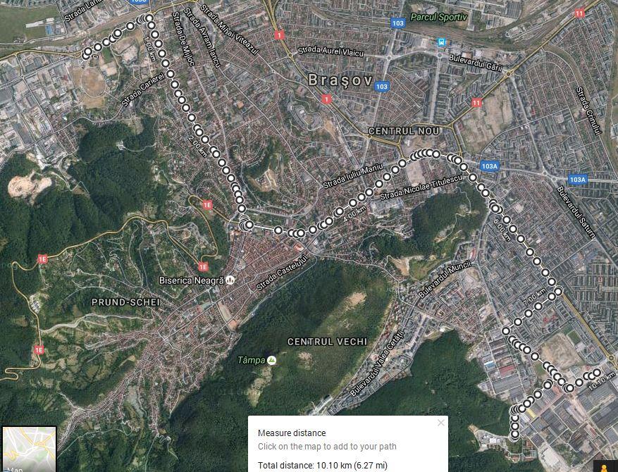 distanta-linia-5-municipal-panselelor-roman