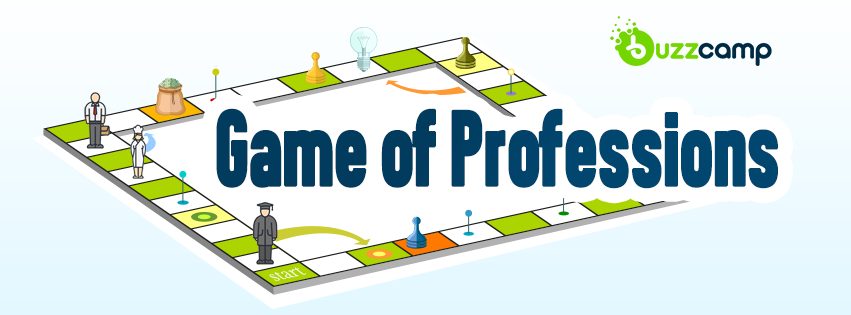 BuzzCamp – Game of Professions